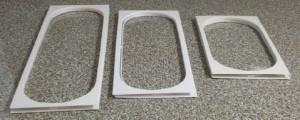 Glass Door Grommets (2)