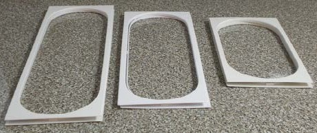 Glass Door Grommets (2)