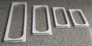 Glass Door Grommets