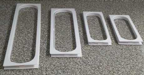 Glass Door Grommets